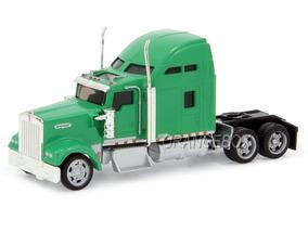 Caminhão Kenworth W900 Norscot 1:87 Verde 58600-4