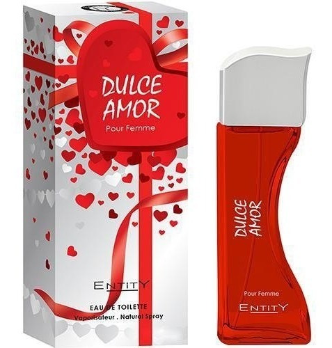 Perfume Entity Dulce Amor Women Feminino Edt 30ml