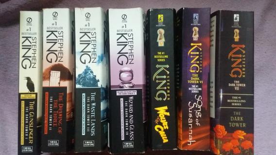 Coleção The Dark Tower (torre Negra) Stephen King-7 Volumes