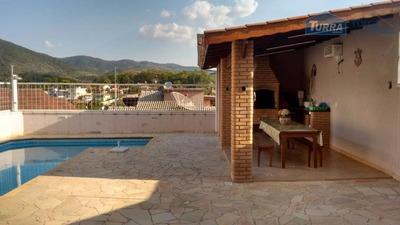 Casa Com 4 Dormitórios À Venda, 250 M² - Recreio Maristela - Atibaia/sp - Ca2112 - Ca2112