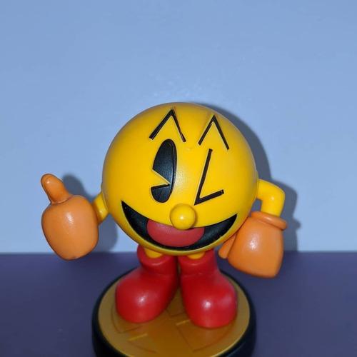 Imagen 1 de 4 de Amiibo Pacman