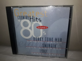 Cd Greatest Cowtry Hits 80