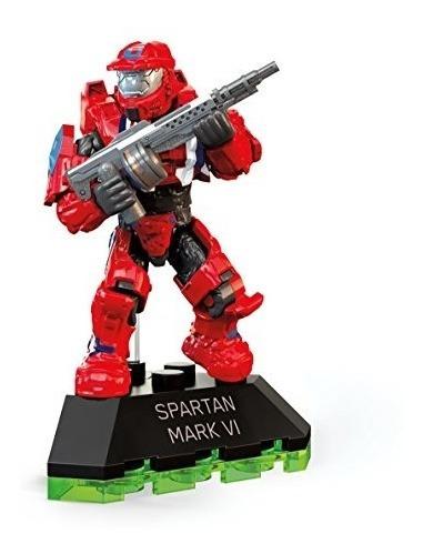 Mega Construx Halo Spartan Mark Iv - Set De Construcción