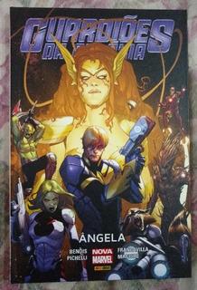 Guardiões Da Galáxia Angela Hq