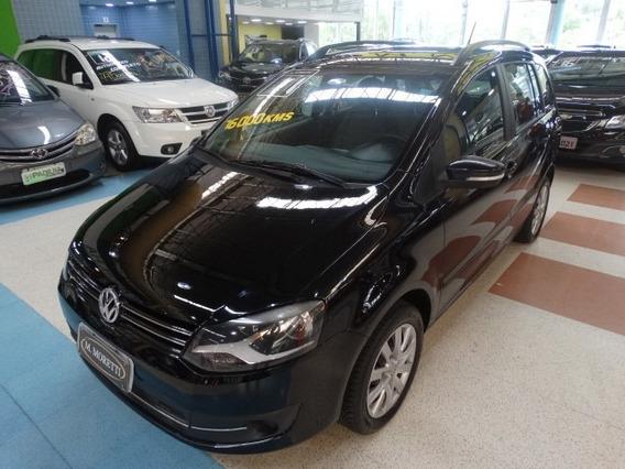 Volkswagen Spacefox 1.6 Flex 2011 * Completo + Baixa Km