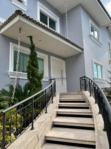 Imagem 1 de 30 de Casa, 560 M² - Venda Por R$ 3.400.000,00 Ou Aluguel Por R$ 12.000,00/mês - Jardim Tremembé - São Paulo/sp - Ca0389
