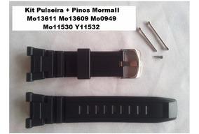 Kit Pinos + Pulseira Mormaii Mo13611 Mo13609 Mo0949 Mo11530
