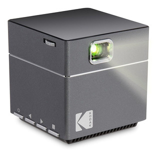 Kodak Dlp Cube Mini Portable Projector Con 1080p Pico Led Hd