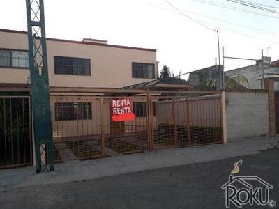 Casa Sola En Renta Fracc Las Palomas