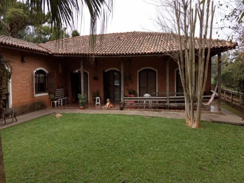 Chácara Residencial À Venda, Santo Antônio, Louveira. - Ch0049 - 34730185