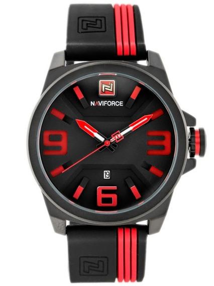 Relógio Naviforce Masculino Modelo 9098 Original Promoção