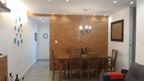 Apartamento Com 3 Dormitórios À Venda, 94 M² Por R$ 742.000 - Tamboré - Barueri/sp - Ap0572