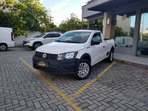 Imagem 1 de 14 de Volkswagen Saveiro Volkswagen Saveiro Robust 1.6 2019/20...