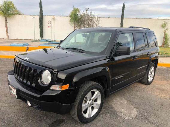 Jeep Patriot Latitud 2x4 At