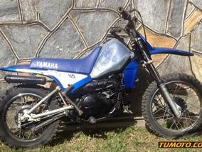 Yamaha Moto Cross Infantil 051 Cc - 125 Cc