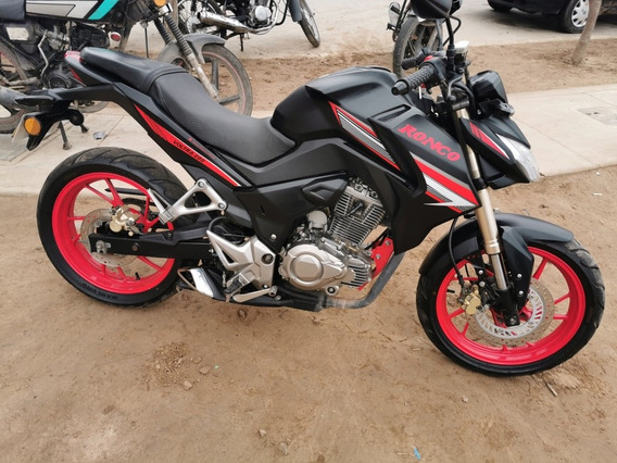 Moto Lineal Ronco Voltra 200