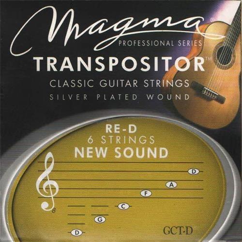 Encordado Guitarra Clasica Transpositor Magma