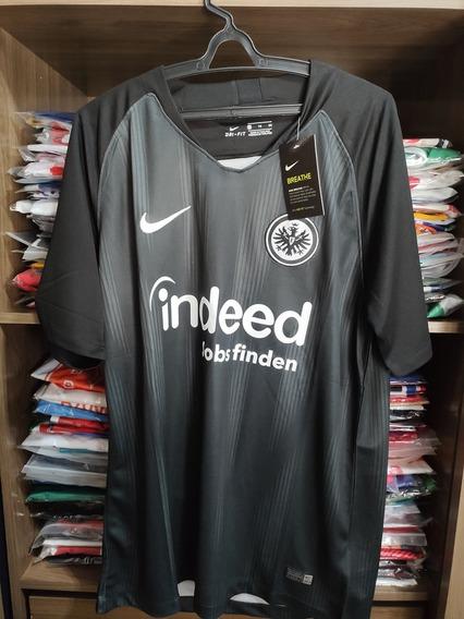 Camisa Eintracht Frankfurt Away 18/19 - Gg - Nike - Nova
