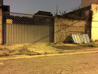 Terreno Residencial Para Locação, Bangu, Santo André. - Te0260