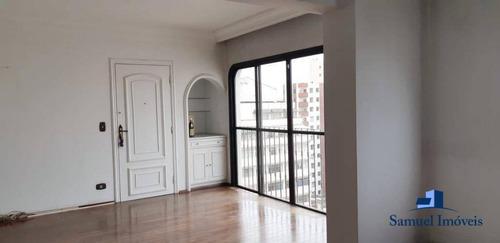 Imagem 1 de 15 de Apartamento À Venda, 93 M² Por R$ 775.000,00 - Aclimação - São Paulo/sp - Ap3679