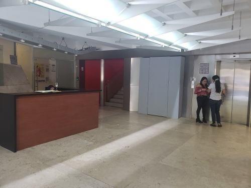 Rento Oficina 400 M2 Acondicionada San M Chapultepec
