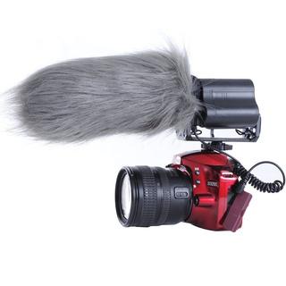Protector De Microfono Movo Ws3 Para El Aire Libre