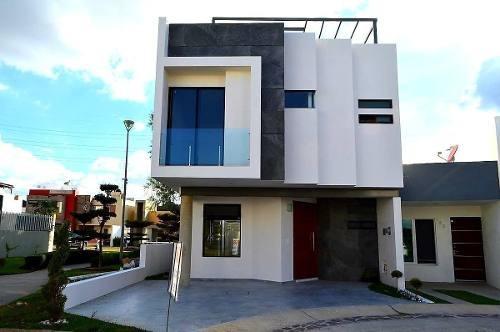 Preciosa Residencia En Condominio Altavista