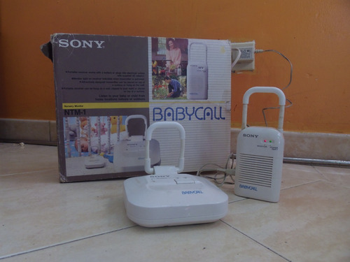 Monitor Para Bebes Sony Baby Call