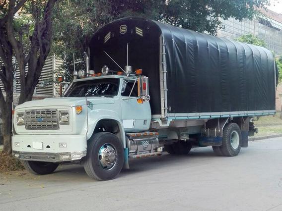 Camio Estacas Dodge 600 Dt 468