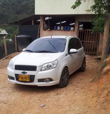 Chevrolet Aveo Emotion Gt 5 Puertas Km 51300