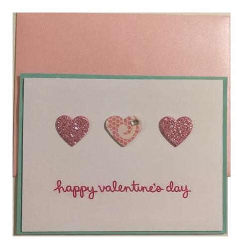 Imagen 1 de 1 de Tarjetas De Felicitación Invitación San Valentin Amor