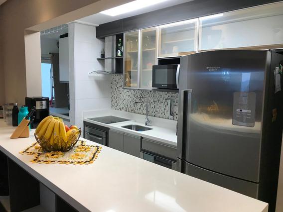 Apartamento 87m² - Reserva Do Alto Barueri, 3dorm, 2vagas