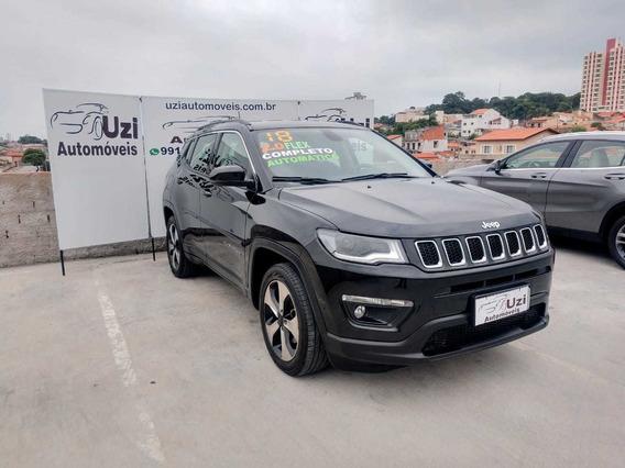 Jeep Compass Longitude 2.0 Flex Completo Automático 2018