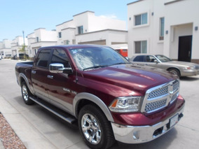 Dodge Ram Laramie 4x4 Quemacoco 2016