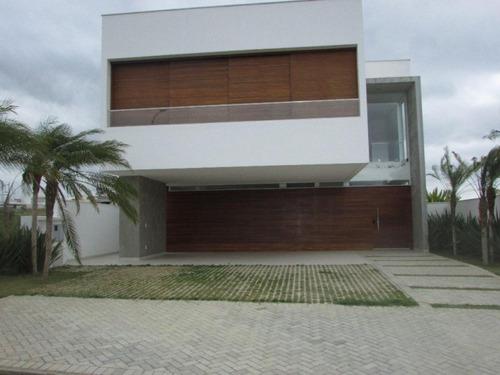 Sobrado Com 4 Dormitórios À Venda, 450 M² Por R$ 2.310.000,00 - Alphaville Nova Esplanada I - Votorantim/sp - So0076 - 67639927