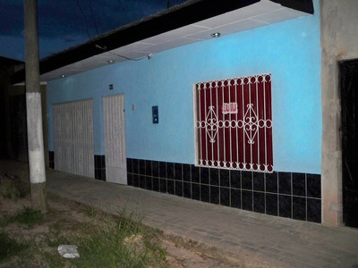 Amplia Casa En Venta.pista Nueva .riomar.iquitos.