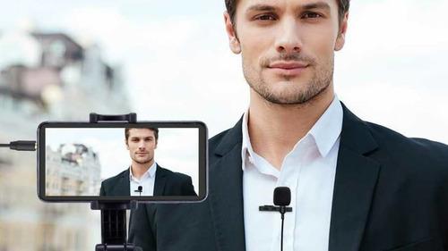 Micrófonos De Solapa Para Zoom 3.5mm