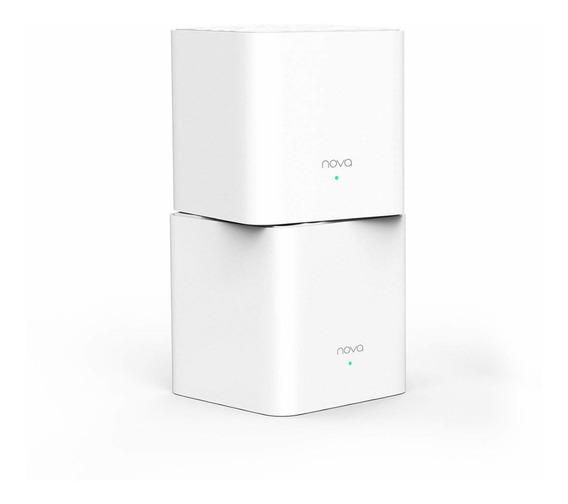 Sistema Wi-fi Mesh Tenda Nova Mw3 2-pack Ac1200