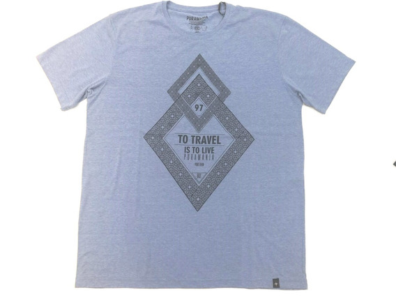 Camiseta Estampada Puramania