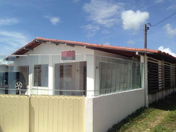 Casa Em Búzios, Nísia Floresta/rn De 200m² 3 Quartos À Venda Por R$ 140.000,00 - Ca387213