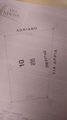 Terreno En Venta En Villamagna, San Luis Potosi