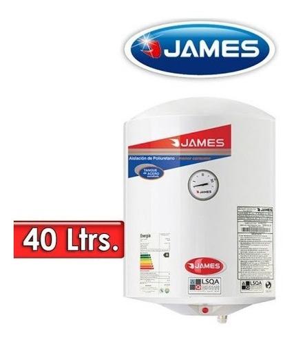 Calefon Termotanque James 40 Litros Mi Casa