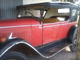 Chevrolet 1928 4ptas Original Funcionando, Electrica Nueva