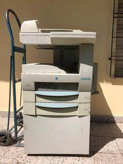 Fotocopiadora Minolta Di250 Para Repuestos