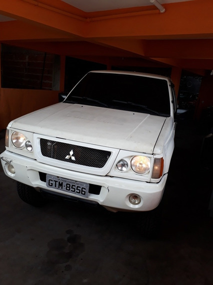 Mitsubishi L200 2.5 Gl Cab Dupla 4x4 4p 2006