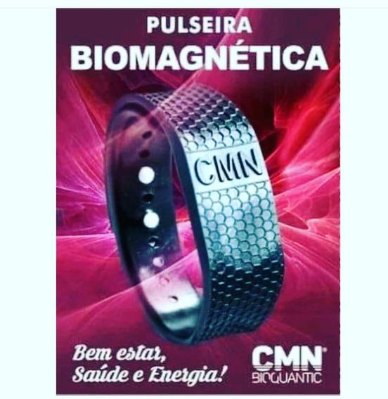 Pulseira Bioquântica Biomagnética