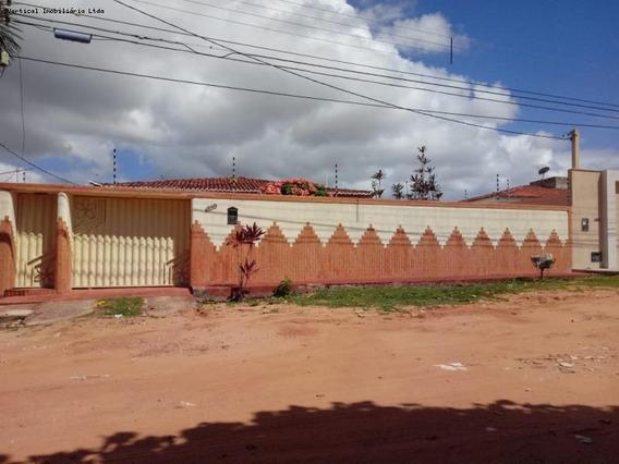 Casa Para Venda Em Natal, Candelária, 3 Dormitórios, 1 Suíte, 3 Banheiros, 2 Vagas - Vn 0419