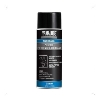 Spray Silicona Yamalube Protector