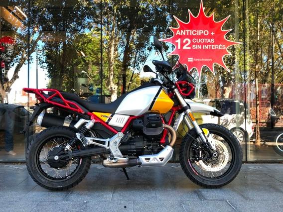Moto Guzzi V85 Tt No Bmw- Motoplex Devoto