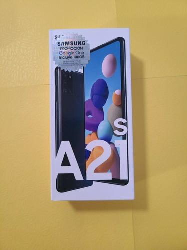 Nuevo Samsung Galaxy A21s